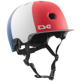 TSG Meta Graphic Design Helm globetrotter